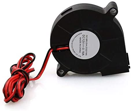Rarido Computer Accessories 24V Brushless DC Cooling Turbine Blower Fan 5015 506215mm Durable New
