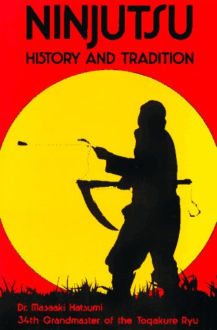 Ninjutsu History and Tradition