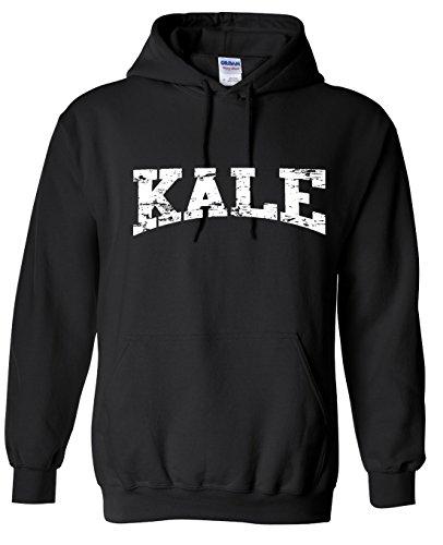 Adult-Kale-Vegan-Vegetarian-Hoodie-Hooded