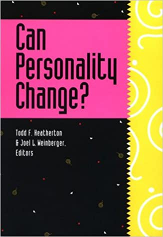 Can Personality Change?