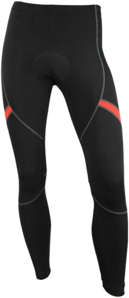 Jiuyizhe Pantalones de bicicleta para hombre Pantalones de ...