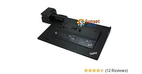 IBM Lenovo ThinkPad Mini Dock Series 3 4337 433710U 4337-10U Docking  Station L412* L512* L420, L520 T400s, T410, T410i, T410s, T410si, T420,  T420s,
