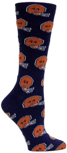 NCAA Syracuse Orange Football Dress Socks (Football Orangemen Syracuse Ncaa)