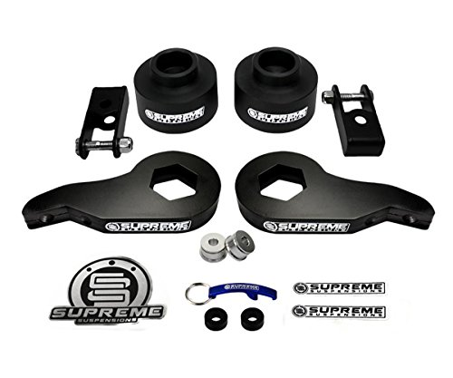 lift kit for 02 suburban - 6
