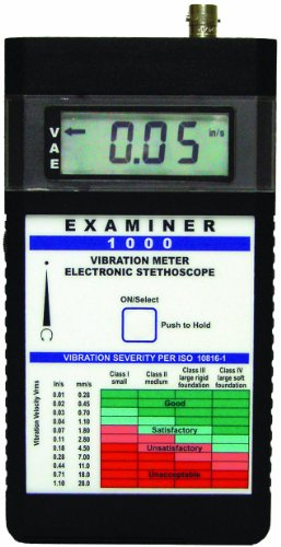 Top Vibration Meters