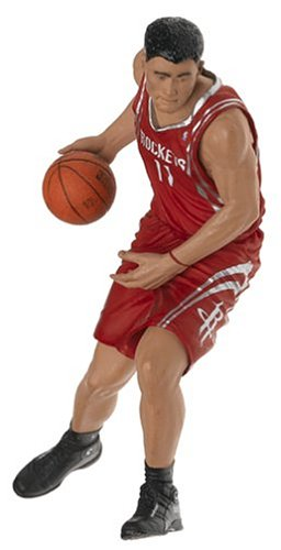 - McFarlane Toys NBA Series 7 Figure: Yao Ming with Red Jersey (2nd Edition)