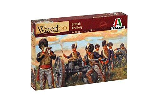 Italeri 1:72 Napoleonic British Artillery