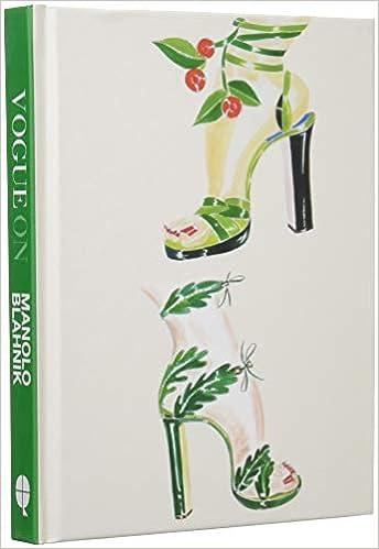 0a5a646b Vogue On Manolo Blahnik (Vogue on Designers): Amazon.es: Fox Chloe: Libros  en idiomas extranjeros