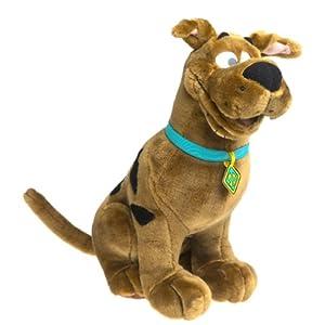 "15"" Electronic Talking Scooby-Doo Plush - 41J3HTXB6SL - 15″ Electronic Talking Scooby-Doo Plush"