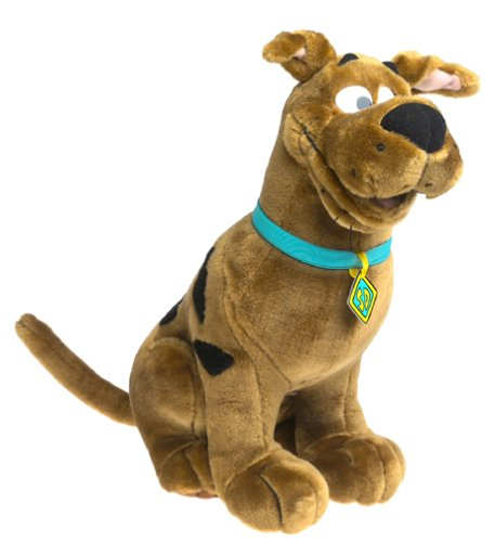 "15"" Electronic Talking Scooby-Doo Plush - 41J3HTXB6SL - 15″ Electronic Talking Scooby-Doo Plush"