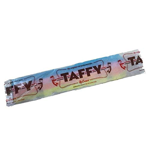 Mccraws Giant Taffy Box - Assorted (Pack of 24)