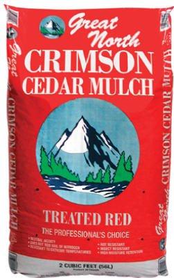 Mulch Cedar Red 2cuft