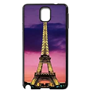 Wlicke Tower New Style Durable samsung galaxy note3 n9000 Case, Personalized Protective Case for samsung galaxy note3 n9000 with Tower