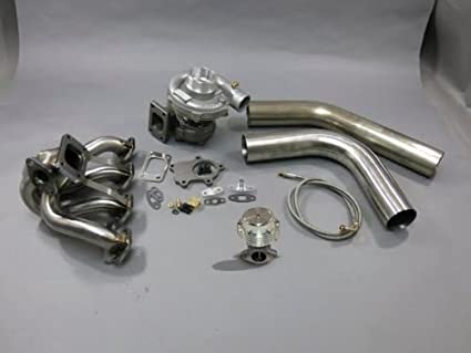 Amazon com: Ford 2 3L Turbo KIT, Turbo Coupe, Stang, Merkur XR4Ti
