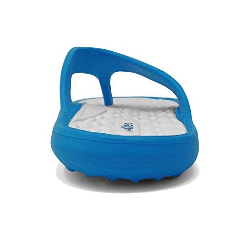 Infradito White Blue amp; Kilter Donna Pool PwYdXUq