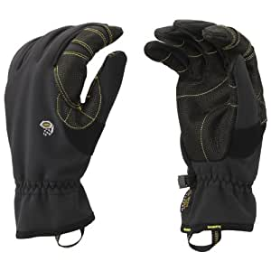 Mountain Hardwear Torsion Glove - Men's Black Large