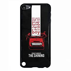 Horror Movie The Shining Original Cover Shell Unique Design Weird The Shining Phone Case Cover for Ipod Touch 5th Generation