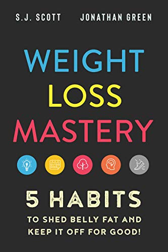 Weight Loss Mastery Habits Belly ebook product image
