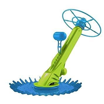 well2wellness® Ciclon Aspirador automático para el suelo de la piscina: Amazon.es: Jardín
