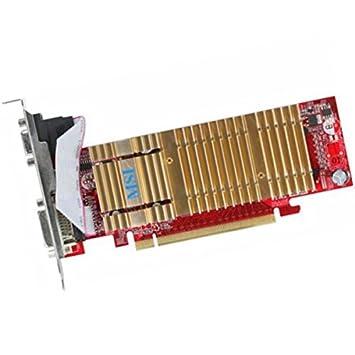 Tarjeta gráfica MSI nVidia nx7300le-td128eh 128 MB DDR2 VGA ...