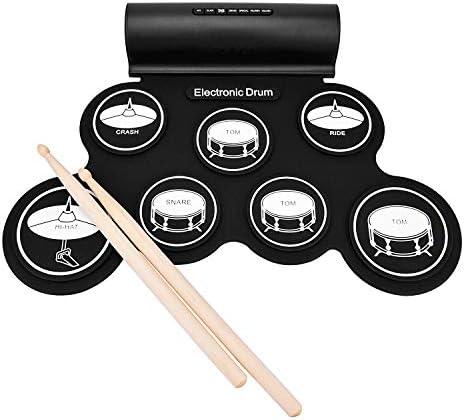 Electronic Drum Set Portable Built product image