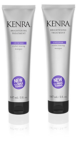 Kenra Brightening Treatment, 5-Ounce 2-Pack