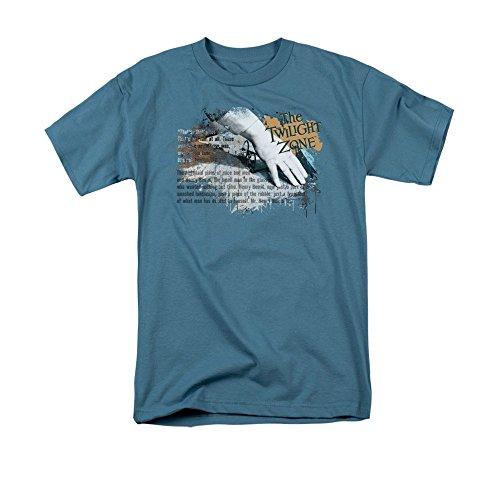 Twilight Zone - Henry Bemis Adult Regular Fit T-Shirt L
