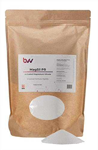 BVV MagSil PR Adsorbent for Chormatography 1000 Gram Bag by BEST VALUE VACS