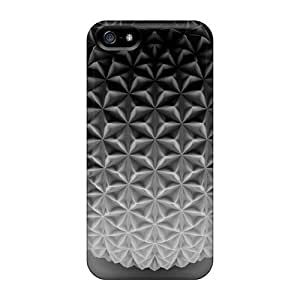 Awesome Cases Covers/iphone 5/5s Defender Cases Covers(sphere White 3d)