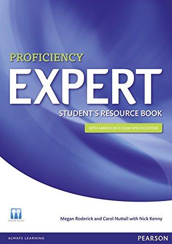 Expert Proficiency - Student's Resource Book
