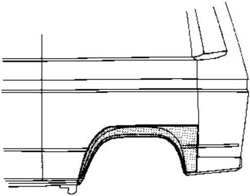 Van Wezel 5870145 Seitenwand Auto