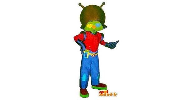 Mascota SpotSound Amazon personalizable enchufado traje ...