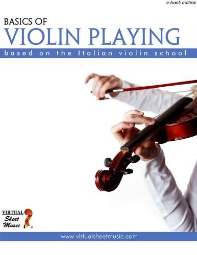 Basics of Violin Playing: by Fabrizio (Strings Virtual Instrument)