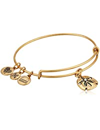 Alex and ANI Sand Dollar III Necklace Bangle Bracelet