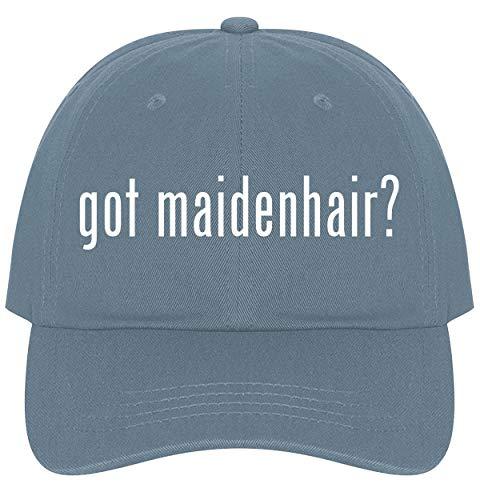 The Town Butler got Maidenhair? - A Nice Comfortable Adjustable Dad Hat Cap, Light Blue (Mikhail Shishkin The Light And The Dark)