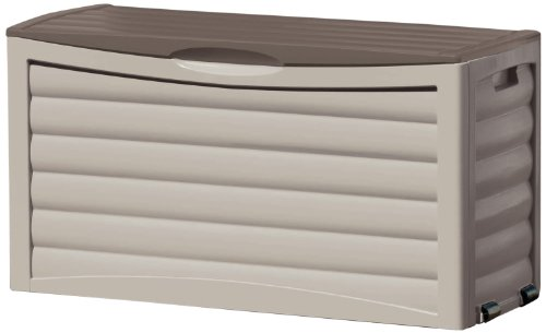 Suncast DB6300 Patio Storage Box (Large Image)