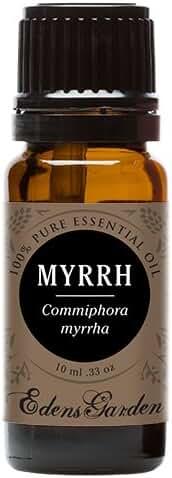 Myrrh 100% Pure Therapeutic Grade Essential Oil by Edens Garden- 10 ml