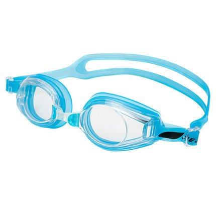 Occhiali da vista Uomo e donna Miopia piatta Occhiali da nuoto Cuffia HD per adulti Impermeabile Attrezzatura per il nuoto,F