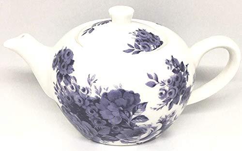 Chintz China Patterns (Roy Kirkham, England Fine Bone China 12 oz. Tea Server with Lid   English Chintz   Dated 2004)