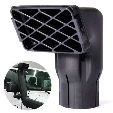 3inch Universal Fit Off Road Replacement Mudding Snorkel Head Air Intake - Car Repair & Maintenance Car Repair Equipments