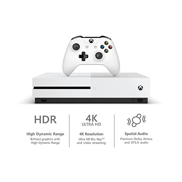 Xbox One S 1Tb Console - Minecraft Creators Bundle (Discontinued) 3
