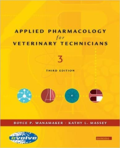 ``PDF`` Applied Pharmacology For The Veterinary Technician, 3e. equal Customer Designer sales victoria