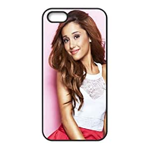 iPhone 5 5s Case Covers Black Ariana Grande K5FY