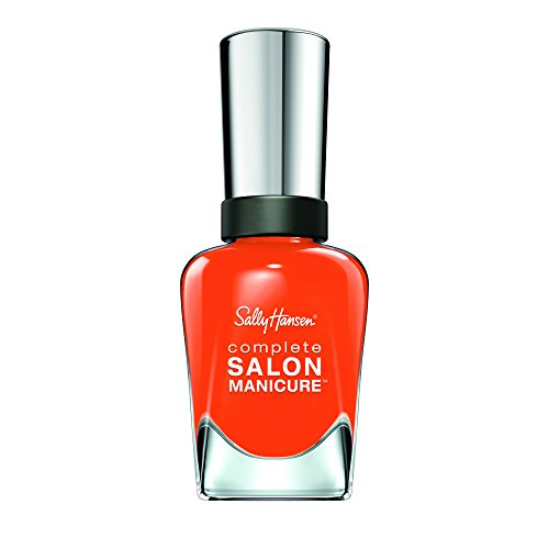 Sally Hansen Complete Salon Manicure Self Made Beauty, C.E. Orange 765, 0.5 -