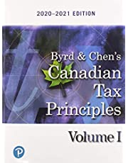 MyLab Accounting with Pearson eText Plus Canadian Tax Principles 2020-2021 Edition