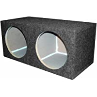 R/T 770 Enclosure Series 12-Inch Dual Sealed Bass Speaker Box
