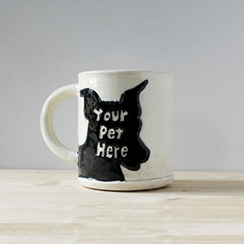 Custom Pet Portrait Mug, used for sale  Delivered anywhere in USA