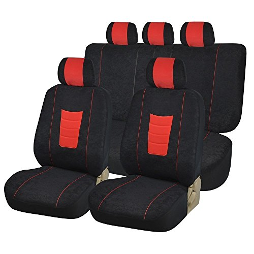 cl1007r51-carline-classic-elegant-speckled-velvet-fabric-11pcs-full-car-seat-covers-compatible-to-je