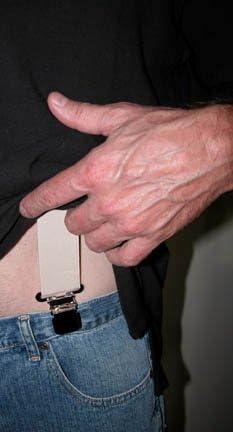 CTM Herren Hosentr/äger Unterw/äsche Hosentr/äger natur mit Clip elastisch