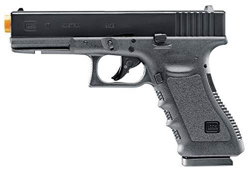 Elite Force Glock 17 Gen3 Blowback 6mm BB Pistol Airsoft Gun, Box Packaging (Guns Sweet Airsoft)